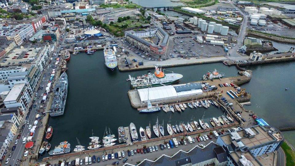 New Port of Galway Redevelopment New Port Why Its Needed