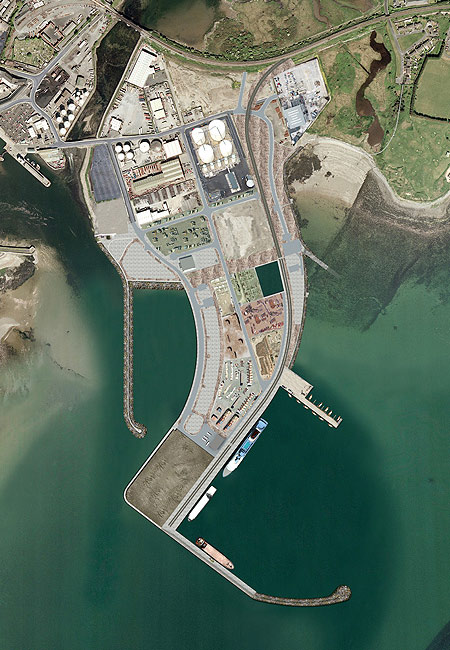 New Port of Galway Redevelopment Stage 3
