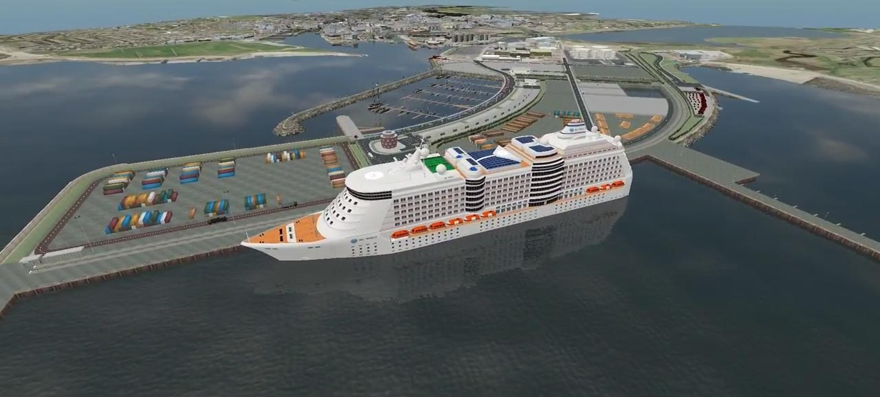 New Port of Galway Redevelopment