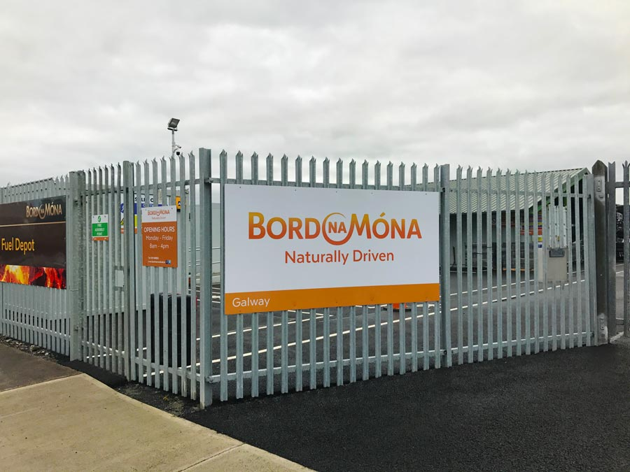 Port of Galway Enterprise Park Bord Na Mona