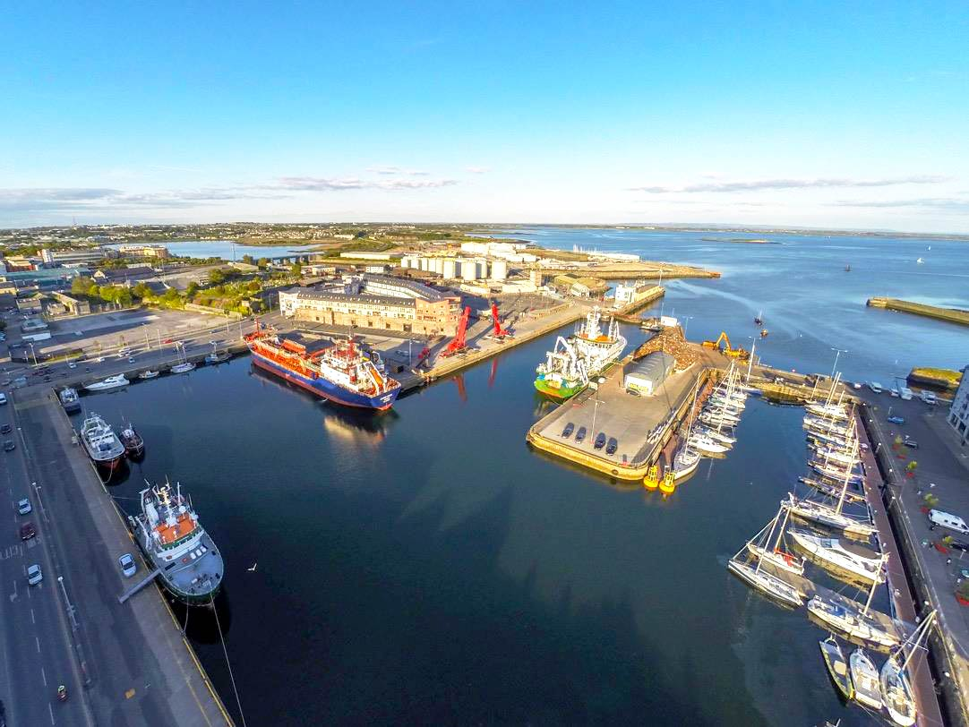 Port of Galway Harbour City of Galway Shipping Agency