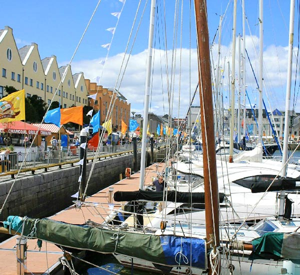 Port of Galway Harbour Marina Seafest