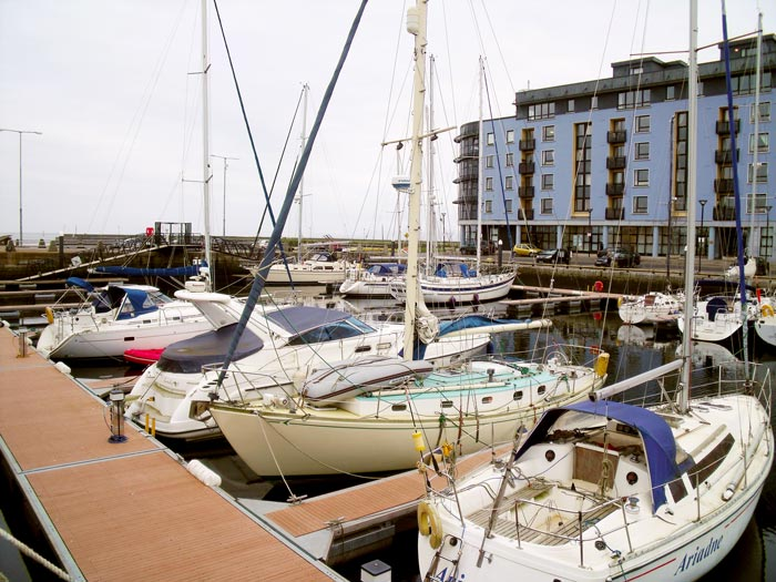 Marina | Port of Galway - Leisure, Angling, Survey and ...