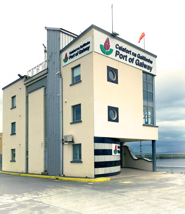 Port of Galway Harbour Office