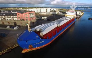 Port of Galway Harbour Wind Energy Project
