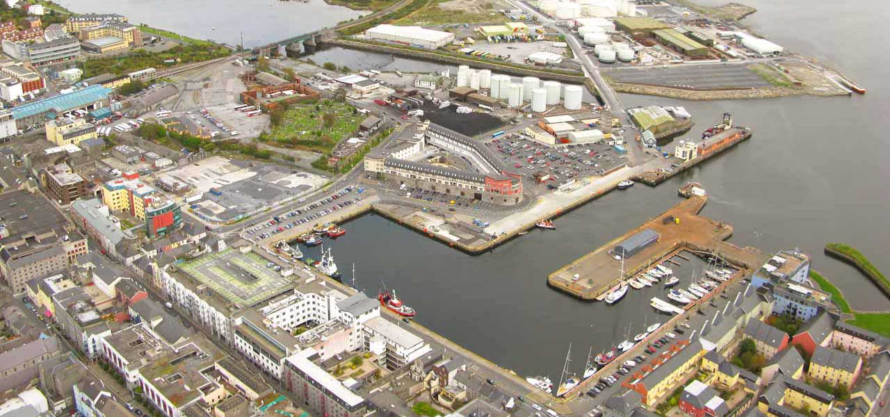 Port of Galway Harbour