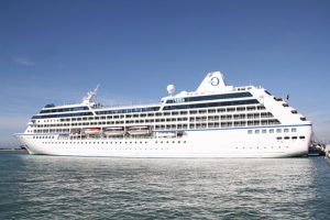 The Port of Galway Nautica Cruise Ship
