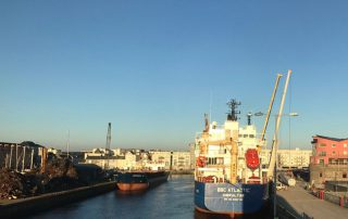 There'll Be Days Like This - Port of Galway Harbour