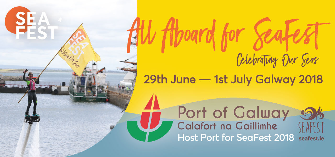 SeaFest 2018 at Port of Galway